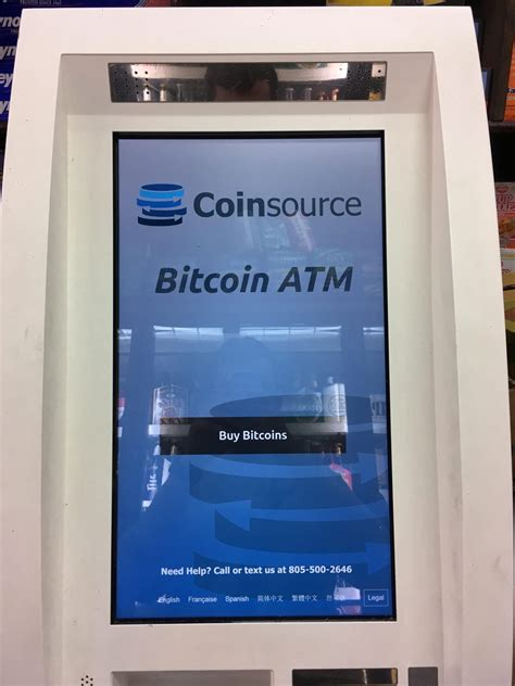 A bitcoin atm is a machine that buys or sells bitcoins for cash. How to use a bitcoin ATM - Business Insider