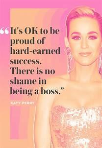 Inspiring Caree... Katy Perry Makeup Quotes