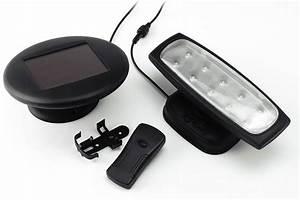 Eclairage Exterieur Avec Telecommande : eclairage solaire pour cabanon t l command clairage ~ Edinachiropracticcenter.com Idées de Décoration