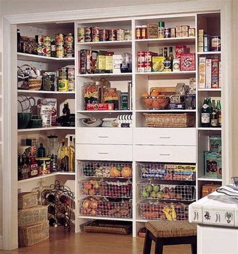 ideas for organizing kitchen pantry 31 kitchen pantry organization ideas storage solutions