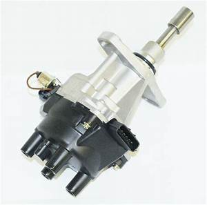 Fits 96 97 Nissan Pickup Ignition Distributor 2 4l Ka24e