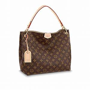 Tasche Louis Vuitton : louis vuitton monogram canvas graceful pm beige m43701 ~ A.2002-acura-tl-radio.info Haus und Dekorationen