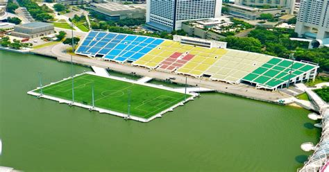 Live notification for match goals and highlights. This is actually a football stadium in Singapore : pics