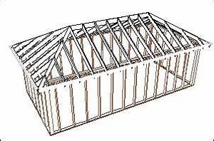 Calcul Surface Toiture 2 Pans : charpente toiture 4 pans charpente de toit j cherence ~ Premium-room.com Idées de Décoration