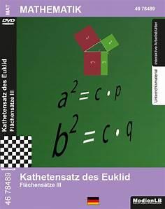 Kathetensatz Berechnen : kathetensatz des euklid dvd medienlb ~ Themetempest.com Abrechnung