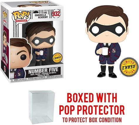 Pop! TV: Number Five Chase Edition The Umbrella Academy ...