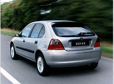 Rover 200 technical specifications and fuel economy