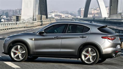 Ferrari Suv Rendering Looks Hideously Wrong