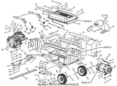 Ariens Watt Generator Parts