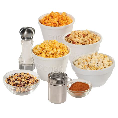 popcorn gourmet maker hamilton beach corn popper machine flavored pop commercial air kitchen machines ingredients worry questionable snacks without healthy