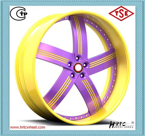 High Quality Car Alloy Wheels With All Types Of Rims
