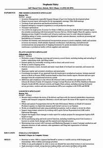 Bulk Fuel Specialist Logistics Specialist Resume Samples Velvet Jobs