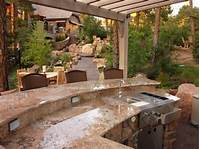 pictures of outdoor kitchens Outdoor Kitchen Island Grills: Pictures & Ideas From HGTV ...
