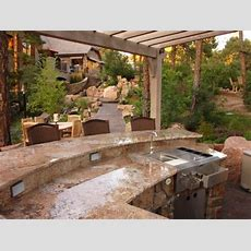 Outdoor Kitchen Island Grills Pictures & Ideas From Hgtv