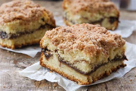 cinnamon streusel coffeecake recipe king arthur flour