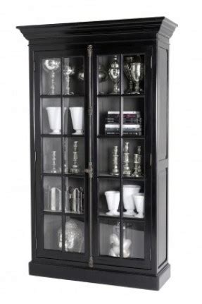 Black Bookshelf With Doors by Bookcases With Glass Doors Find Bookcases With Glass