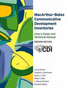 Macarthur-bates Cdis