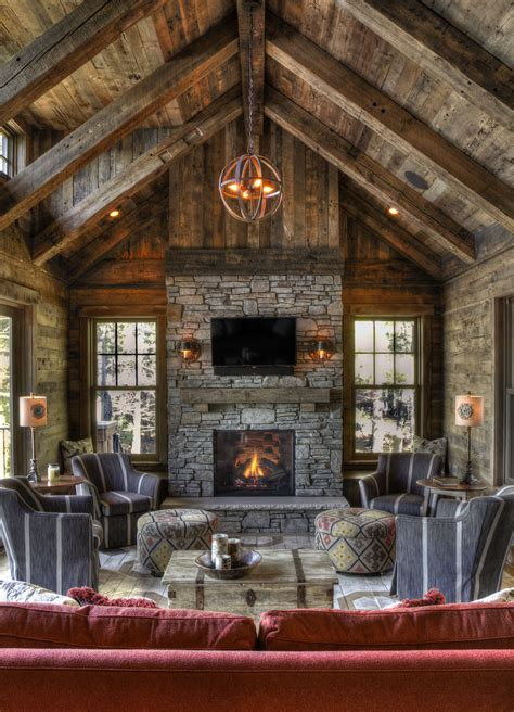 houses with fireplaces whitefish big wood timber frames