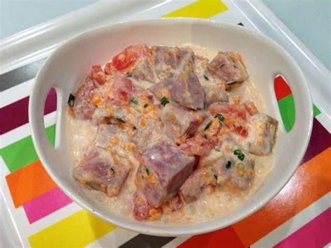 manger cru recettes cuisine recettes de thon cru