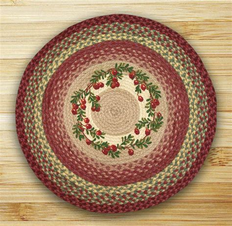 capitol earth rugs cranberries braided jute rug by capitol earth rugs the