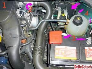 Changer Turbo Scenic 2 : changer le servofreins ou mastervac renault sc nic 1 tuto ~ Gottalentnigeria.com Avis de Voitures