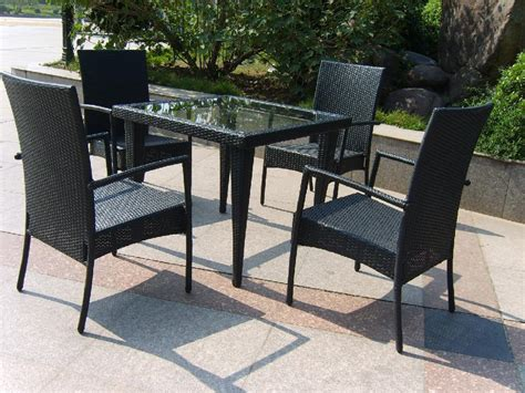 outdoor furniture table and chairs new rattan garden furniture outdoor table and chair rattan