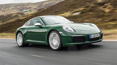 porsche  carrera  car review  millionth  driven