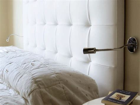 headboard lights for reading welcome books back into your with stylish reading lights