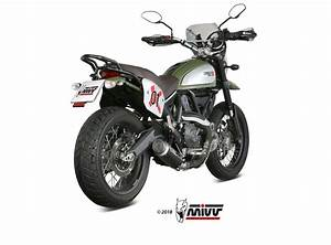 Ducati Scrambler 800 : scarico ducati scrambler 800 mivv gp pro carbonio mivv ~ Medecine-chirurgie-esthetiques.com Avis de Voitures