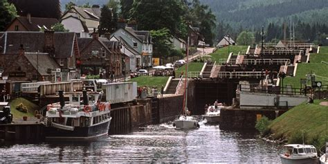 Boat Covers Scotland by Firms Wanted For 163 35m Scottish Canals Framework Scottish