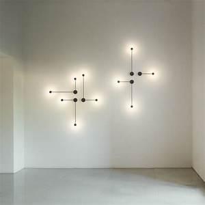 Indirekte Beleuchtung Wand : 42 impressive lichtideen f r eine bezaubernde wandbeleuchtung ~ Sanjose-hotels-ca.com Haus und Dekorationen