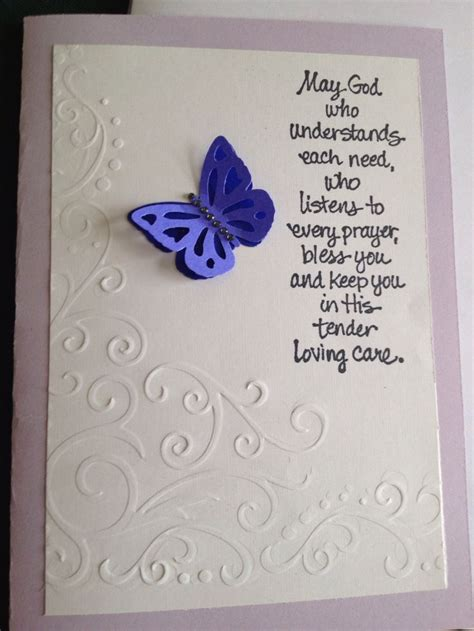handmade sympathy cards verses  images handmade