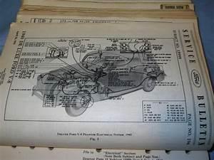 Wiring Diagrams 1941 Lincoln Zephyr