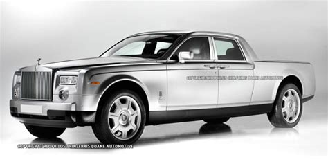 The Ultimate Pickup From Rolls-royce
