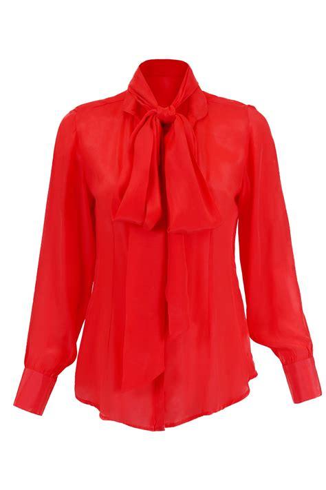 blouses  bow womens blouses  ot