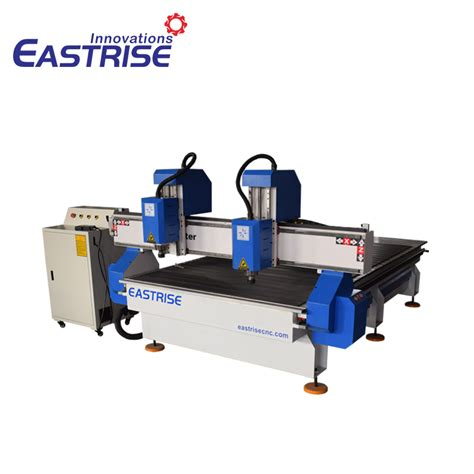 china   double independent heads cnc wood router  sale  affordable price