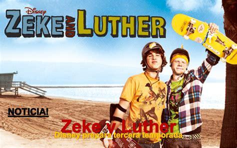 Preparan Nueva Temporada De Zeke Y Luther El Proyector Mx