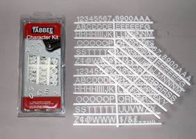 tabee sign lettersr in stock includes numbers With davson letter board