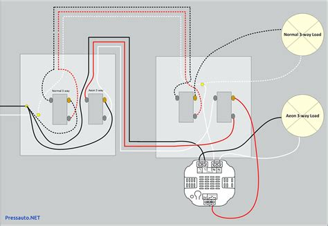 four pole light switch wiring diagram wiring library