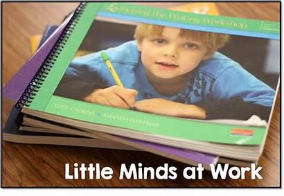 Kindergarten Lucy Calkins Writing Workshop Writer Writers