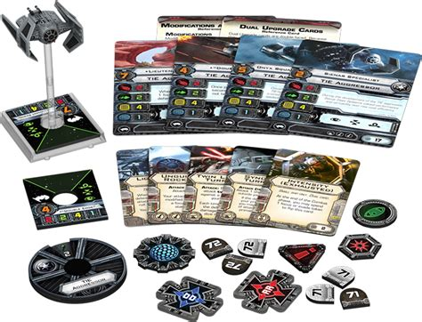 X-wing Wave 11 Previews