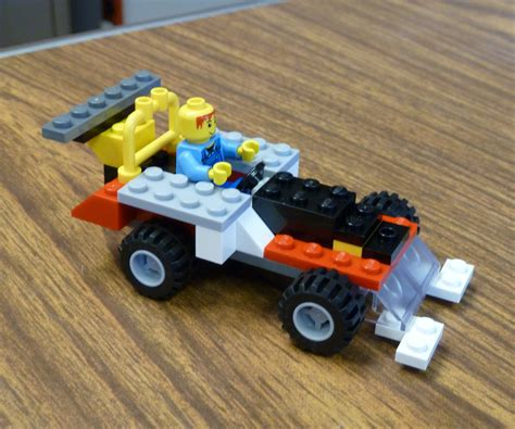 How To Build Car by Lego Car