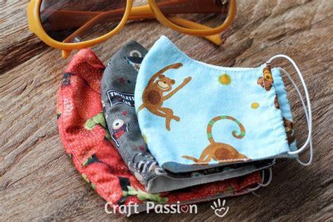 face mask pattern  sewing patter sewing patterns