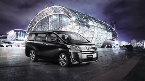 Toyota Vellfire Hd Picture by Toyota Vellfire Mpv Travel In Style
