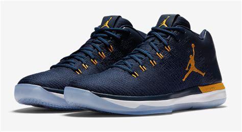 Release Date Air Jordan 31 Low Michigan •