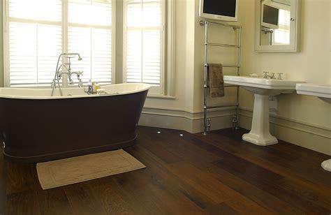 install hardwood flooring   bathroom