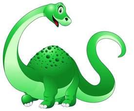 Cartoon Dinosaur Clip Art