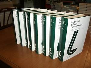 Letteratura Italiana Contemporanea Diretta Da G  Mariani E
