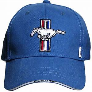 Ford Mustang GT Hat - Fine Embroidered Automotive Cap - Ford Hats - Caps