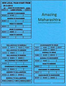New Local Train Start Western Railway Amazing Maharashtra